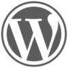 Wordpress Web Site Design Icon